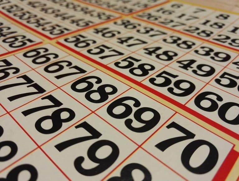 Règles du bingo