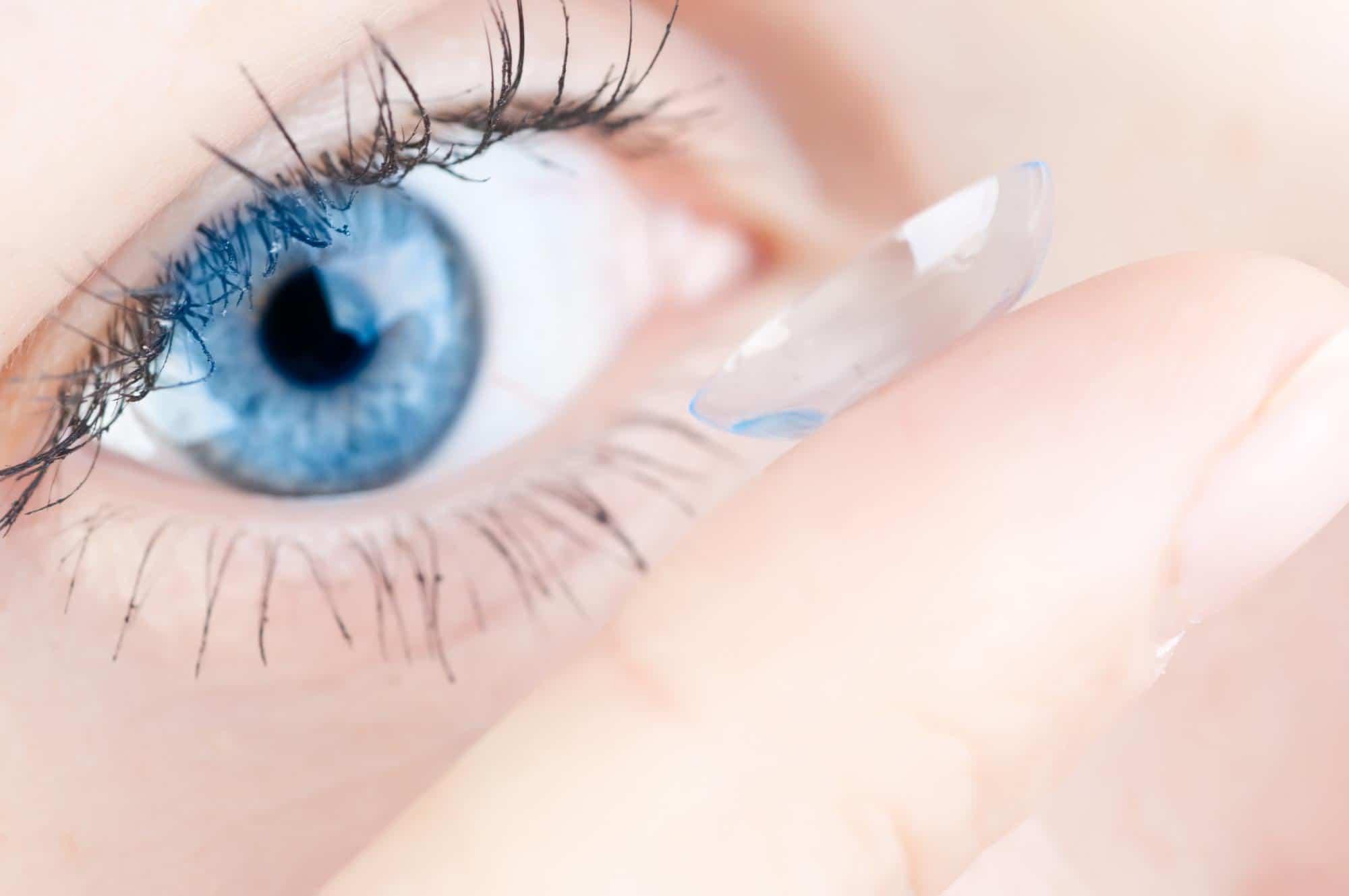 Lentille de contact : Bien entretenir ses lentilles