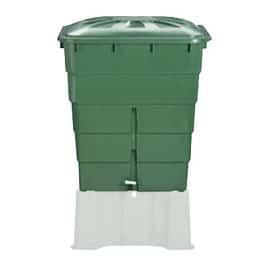 Récupérateur eau de pluie : fonctionnement