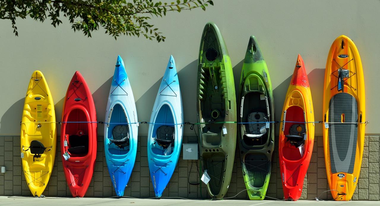 Kayak d'occasion : Où en achetez un ?